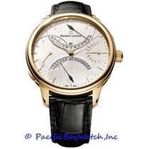 Maurice Lacroix Masterpiece Double Retrograde MP7218-PG101-130
