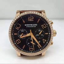 Montblanc TimeWalker Collection Gold Jewellery Watch
