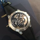 Harry Winston The Ocean Collection Dual Time