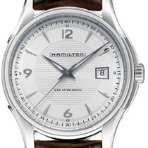 Hamilton Jazzmaster H32515555 Elegante Herrenuhr Zeitloses Design