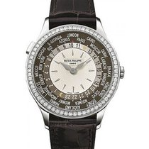 Patek Philippe 7130G-010 Complications Ladies World Time 36mm...