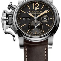 Graham CHRONOFIGHTER VINTAGE - 100 % NEW - FREE SHIPPING