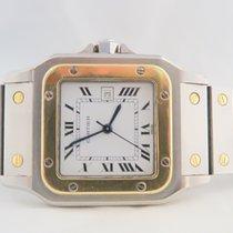 Cartier Santos Galbee Steel Gold 29mm