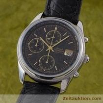 Girard Perregaux 4900 Olimpico Chronograph Edelstahl Herrenuhr
