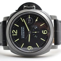 Panerai Luminor Marina SE Special Edition Black Steel Power...