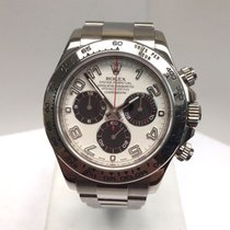 Rolex Oyster Perpetual Daytona Cosmograph 116509 18K White Gold