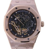 Audemars Piguet Royal Oak Rosegold Double Balance Wheel...