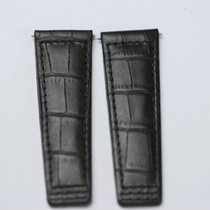 Leather Watchstrap Length: 17cm Width: 25/19mm x