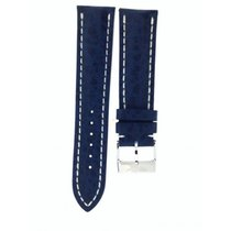 Breitling Blue Calf Leather Strap 314x