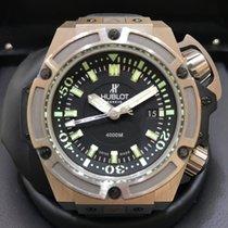 Hublot King Power Oceanographic 4000 Titanium L.