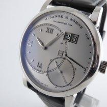 A. Lange & Söhne Große Lange1  Platinum    - Mint  -