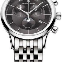 Maurice Lacroix Les Classiques Phase de Lune Chronograph...