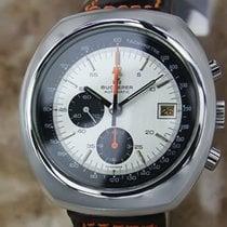 Carl F. Bucherer 9801 Vintage 1970 44mm Mens Swiss Made...