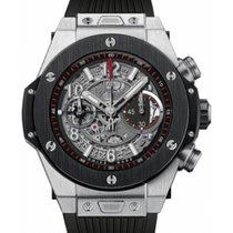 Hublot Big Bang Unico 411.NM.1170.RX Skeleton Arabic Black...