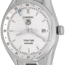 TAG Heuer Carrera Twin-Time WV2116