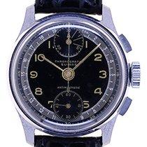 Chronogr. Suisse Mans Wristwatch Chronograph Antimagnetic