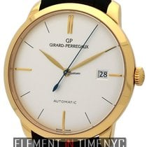 Girard Perregaux 1966 Classique Elegance 18k Rose Gold