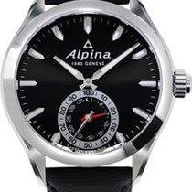 Alpina Geneve Horological Smartwatch AL-285BS5AQ6 Herrenarmban...
