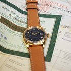 Rolex Datejust Oster Perpetual Ref 1601 With Papers