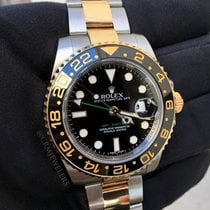 Rolex GMT-Master II Two-Tone Black