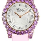 Chopard Limited Rose Sapphire Jewelry Watch139419-5403
