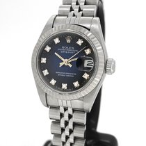 Rolex Oyster Perpetual Datejust 69174G, Orig. Diamond Index