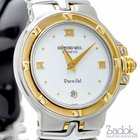 Raymond Weil Parsifal Two Tone Women's Watch Swiss
