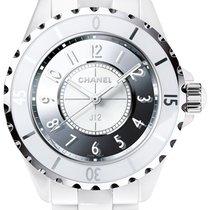 Chanel J12 Quartz 33mm h4861