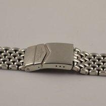 Longines Stahl Armband Bracelet 20mm Chrono Heritage Top Zustand