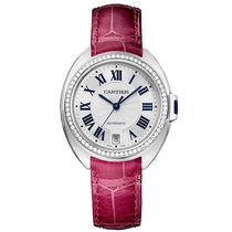 Cartier Cle Automatic Mid-Size Watch Ref WJCL0014