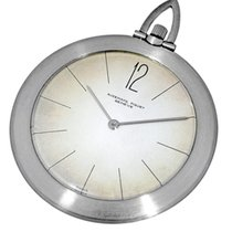 Audemars Piguet Vintage Platinum  Ultra Thin Pocket Watch.