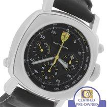Panerai Ferrari Scuderia Rattrapante Chronograph 45mm Watch...