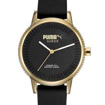 Puma PU104252002 Suede Damenuhr 36mm 10ATM