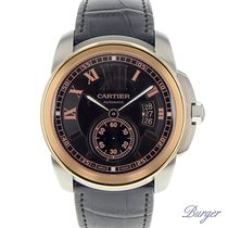 Cartier Calibre  Rose Gold/ Steel NEW