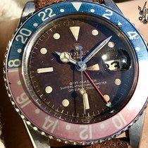 勞力士 (Rolex) Vintage GMT Brown Tropical - Chapter Ring - PCG