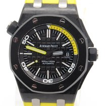 Audemars Piguet Royal Oak Offshore Diver Carbon 15706au -box...