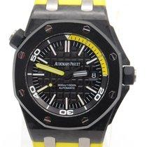 Audemars Piguet Royal Oak Offshore Diver Carbon 15706au -box...
