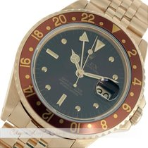 勞力士 (Rolex) GMT Master Gelbgold 16758