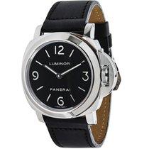 Panerai Luminor PAM00112 Men's Watch in Stainless Steel