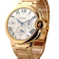 Cartier W6920010 Ballon Bleu Chronograph in Rose Gold - On...
