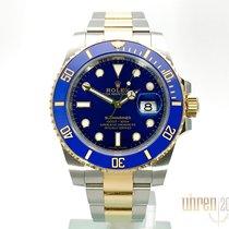 Rolex Submariner Date Bi-Color ZB Sonnenblau 116613LB