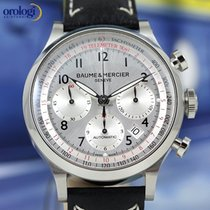 Baume & Mercier Capeland 42mm Chronograph Mens Watch...