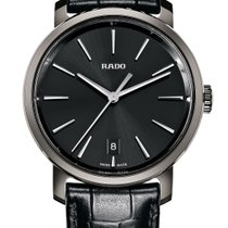 Rado Diamaster Quarz 40mm  incl 19% MWST