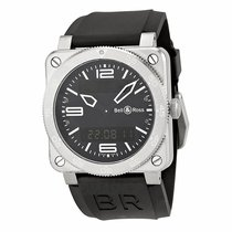 Bell & Ross Type Aviation Steel