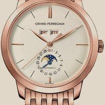 芝柏 (Girard Perregaux) 1966 Full Calendar