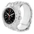 Tudor Chronoautic Stainless Steel Mens Watch 79380