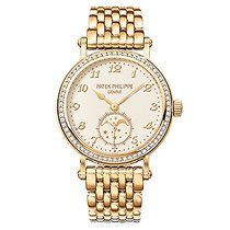 Patek Philippe 7121/1J-001 Yellow Gold Ladies Complications...