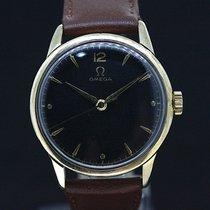 Omega Black Dial Handaufzug Kaliber 285 aus 1960
