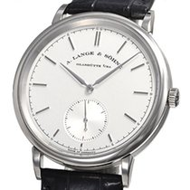 A. Lange & Söhne [NEW-OLD-STOCK] Saxonia Automatic 380.026...
