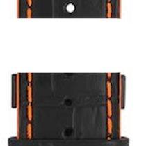 Mido Multifort Chrono Lederband 23mm ohne Schließe M610012924